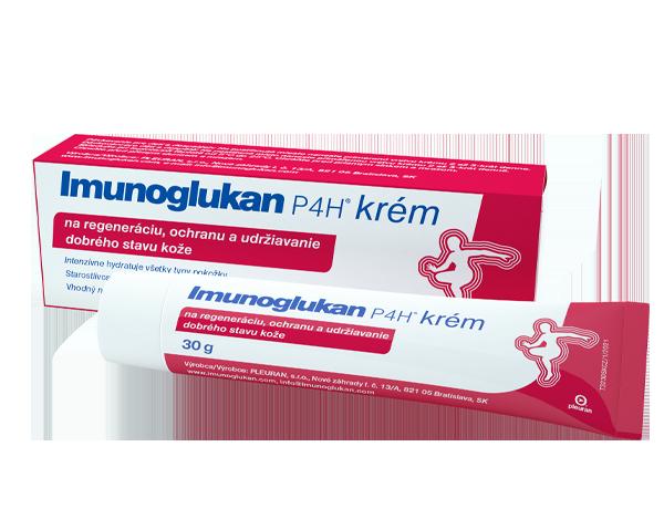 Imunoglukan P4H<sup>®</sup>krém