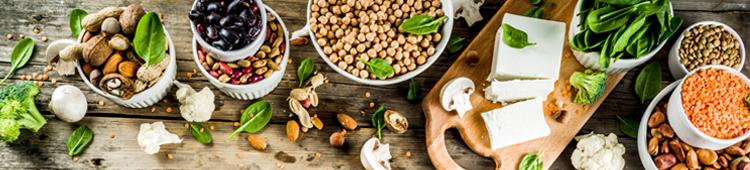 Vegetariánstvo a vegánstvo: Ako sa stravovať, aby vám nechýbali živiny