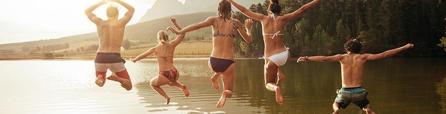 Ako prežiť letnú dovolenku v zdraví
