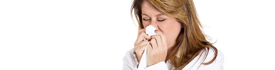Suchý nos - novodobý syndróm?