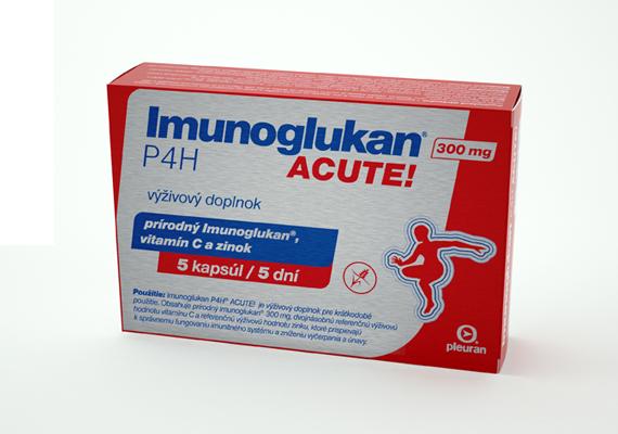 Imunoglukan P4H<sup>®</sup> ACUTE!