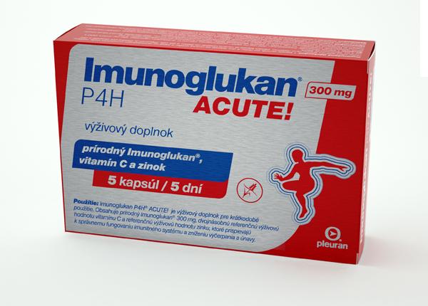 Imunoglukan P4H<sup>&reg;</sup>ACUTE!