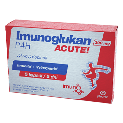 Imunoglukan P4H<sup>®</sup>ACUTE!