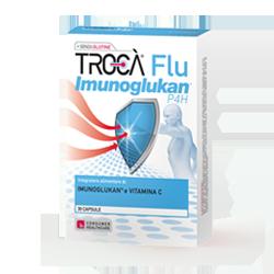 TROC&Agrave; FLU<sup>&reg;</sup> Imunoglukan P4H<sup>&reg;</sup>capsule