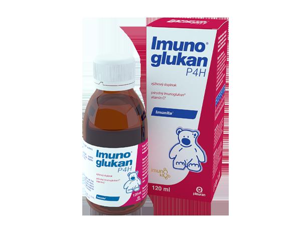 Imunoglukan P4H<sup>®</sup>120 / 250 ml