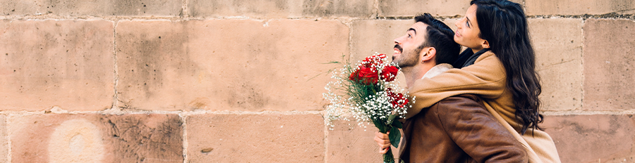 Ľudia v milujúcom vzťahu žijú dlhšie alebo Valentín trochu inak