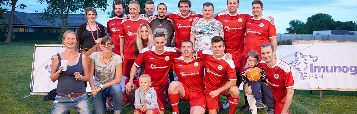 IMUNOGLUKAN GÚTOR CUP 2016
